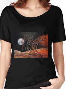 A moonlightnight Women's Relaxed Fit T-Shirt