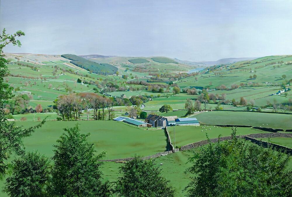 Nidderdale, North Yorkshire, UK by Graham Clark