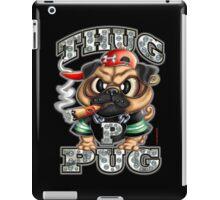 Thug Pug (Gangsta) iPad Case/Skin