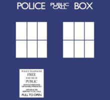 Police Box by Chris McQuinlan