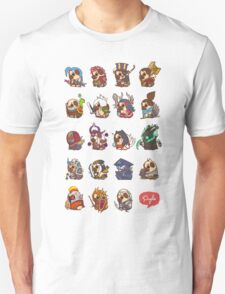 Puglie League of Legends Vol.1 T-Shirt