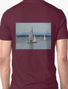 South Puget Sound Sailing Unisex T-Shirt