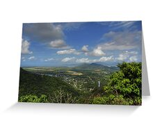 Coastal view - Far North Queensland Greeting Card