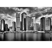 City of Brisbane Photographic Print