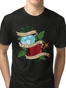 Slay Together, Stay Together - Gotham City Sirens Tri-blend T-Shirt