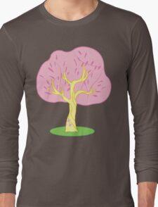 Flutter...Tree? Long Sleeve T-Shirt