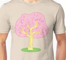 Flutter...Tree? Unisex T-Shirt
