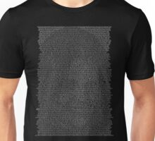 What Castle Sees. Unisex T-Shirt