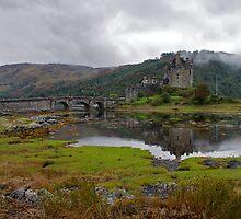 Scottish Stronghold by BradBaker