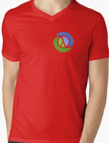 Clojure Logo Mens V-Neck T-Shirt