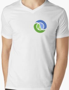 Clojure Logo Mens V-Neck T-Shirt