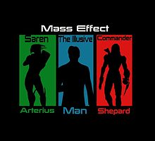 Indoctrination - Mass Effect by mpissott