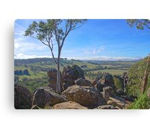 Picnic At Hanging Rock Canvas Print