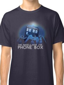 The Angels Have the Phone Box  Classic T-Shirt