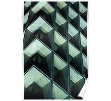 Geometric - Atlanta, Georgia Poster