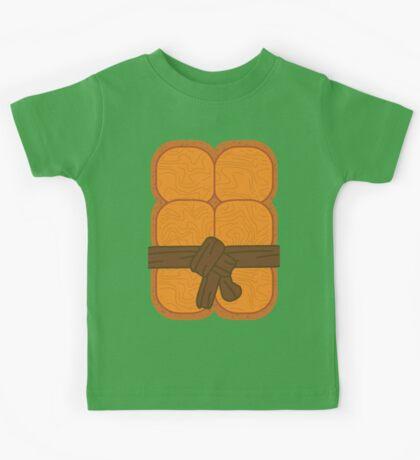 Turtles In A Half Shell Kids Tee