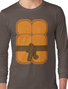 Turtles In A Half Shell Long Sleeve T-Shirt