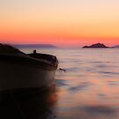 Sunset at Bafa Lake by kutayk