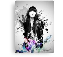 Echoes of Life Canvas Print