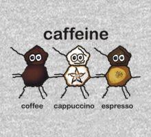 Caffeine One Piece - Long Sleeve