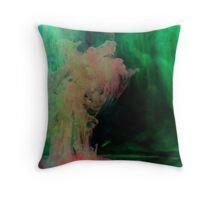 Mystical figure Throw Pillow