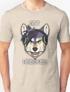 GET WRECKED - Wolf T-Shirt