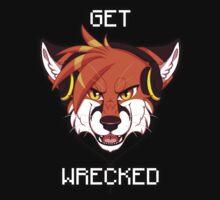 GET WRECKED - Fox T-Shirt