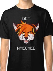 GET WRECKED - Fox Classic T-Shirt