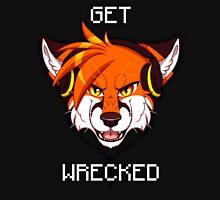 GET WRECKED - Fox Unisex T-Shirt