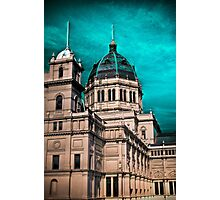 royal exhibition building Photographic Print