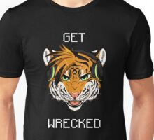 GET WRECKED - Tiger Unisex T-Shirt