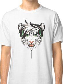 Headphone White Tiger Classic T-Shirt