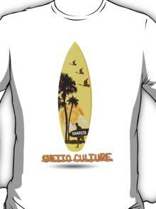 Ghetto Culture Surf T-Shirt T-Shirt