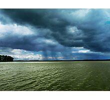 Angry Skies Photographic Print