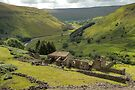 Crackpot Hall and Swaledale by Mat Robinson