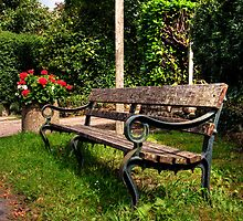Swynnerton Bench by David J Knight