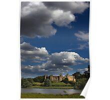 Framlingham Castle Suffolk. Poster
