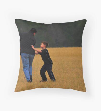 Block Play Throw Pillow