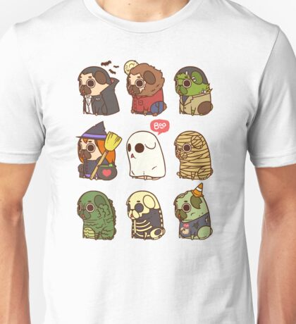 Puglie Halloween Unisex T-Shirt
