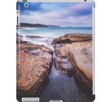 Dudley Beach, NSW, Australia iPad Case/Skin