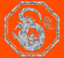 Chinese New Year of The Dragon Kids Clothes