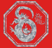 Chinese New Year of The Dragon Baby Tee