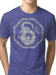 Chinese New Year of The Dragon Tri-blend T-Shirt
