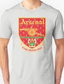 Arsenal FC Retro Unisex T-Shirt