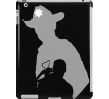 Rick and Daryl iPad Case/Skin