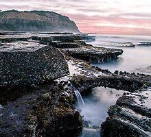 Bar Beach, NSW, Australia by Wanagi Zable-Andrews
