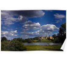 Framlingham Castle, Suffolk Poster