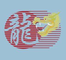 Chinese New Year Dragon Kids Tee