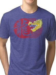 Chinese New Year Dragon Tri-blend T-Shirt