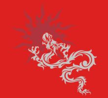 Chinese Dragon Baby Tee
